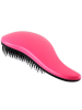 2015 Fashion Detangling Handle Tangle Shower Hair Brush Comb Rose