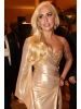 Lady Gaga Lace Front Long Wavy Synthetic Wigs